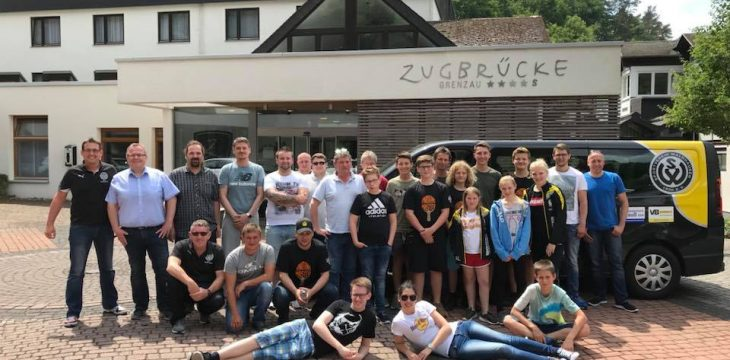 Trainingslager 2018 in Grenzau